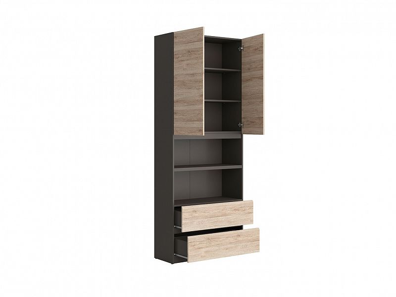 b je n reg l moden brw reg2d2s 90 ed wolfram dub san. Black Bedroom Furniture Sets. Home Design Ideas